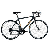 Bicicleta Caloi 10 Aro 700 Preta/dourada - Caloi