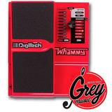 Digitech Whammy-4 Pedal Para Guitarra Electrica - Bajo