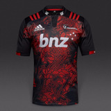 Camiseta Adidas Rugby Crusaders 2016 2017 Super Rugby!
