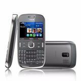 Celular Nokia 302 Lacrado Otima Qualidade D Sinal Frete Free