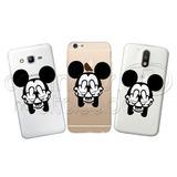 Capa Personalizada Mickey P/ Celular Galaxy J1