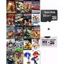 Cartão Memória 32gb Psp + Patchs De Jogos
