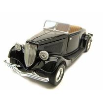 Motor Max 1:24 Classics 1934 Ford Convertible Dos Plazas