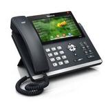 Yealink Sip-t48g Gbit Voip De Teléfono Con Pantalla Táctil U