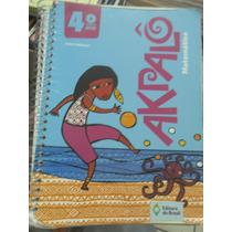 Livro - Akpalô - Matemática 5º Ano