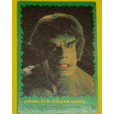 Figuritas El Increíble Hulk - Año 1979 - Editadas Por Stani