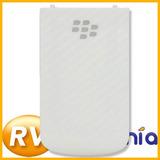 Tapa Bateria Blackberry 9900 Bold Touch Blanca Carcasa