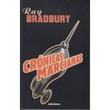 Cronicas Marcianas. R. Bradbury. Nuevo. Cerrado Hermetico