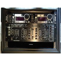 Vendo Case Rack Skb Y Mezclador American Audio Q Spand Pro