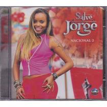 Cd Salve Jorge - Novela Nacional 2 - Lacrado