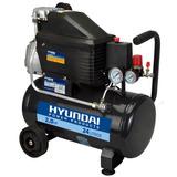 Motocompressor De Ar 2hp 24 Litros 220v Hyundai-hyac24d - 32