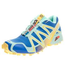 Zapatillas Salomon Speedcross 3 Mujer Trail Running Palermo