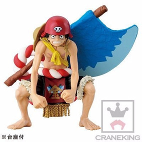 Monkey D. Luffy - One Piece Film Gold - Original Banpresto