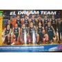Poster Argentina Campeon 2001 Basket- Ginobili (063) Ole