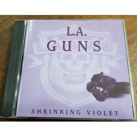 L.a. Guns - Shrinking Violet Cd Motley Crue Def Leppard