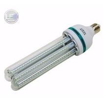 Lâmpada Led Milho 6u 100w Branco Frio E27 Super Led