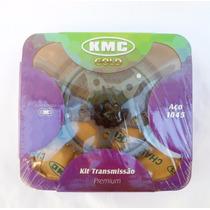 Kit Relação Cb 300r Kmc Com Retentor