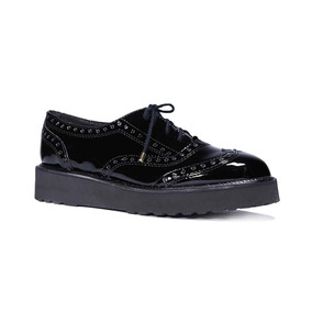 Trender Tomboy Tipo Bostoniano Color Negro,