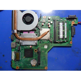 Tarjeta Madre Toshiba C645,l655,s55 , Ultrabook Intalacion G