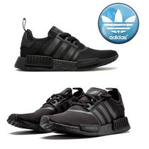 Tênis Adidas Originals Nmd Preto R1 - Na Caixa Lançamento