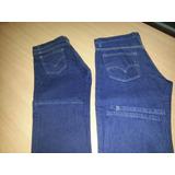 Pantalón Jeans Insdustrial Dama Y Caballero