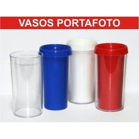 10 Vasos Tazas Plasticos Sin Personalizar Souvenir Portafoto