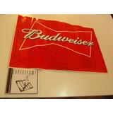 Calcos Cerveza Budweiser En Vinilo Autoadhesivo.¡imperdible!
