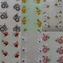 20 Cartela De Adesivo 100% Artesanal De Unhas Lindos Modelos