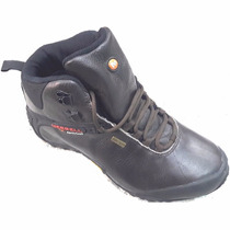 Botas Merrell Cameleon Winter Coffee Waterproof Premium Rock