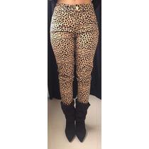 Skinny Alicia Cheetah Gatabakana 20 % Off 12 X S/juros