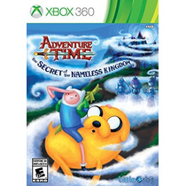 Adventure Time:the Secret Para 360 ¡sólo En Gamers!