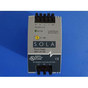 Fuente De Poder Sola Sdp1-24-100 De 24v 1.3 Amp