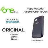 Tapa Bateria Original Alcatel One Touch Nueva