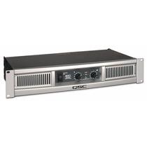 Amplificador De Potencia Qsc Gx7 1000w + 1000w En 4 Ohms