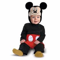 Disfraz De Mickey Mouse Para Bebes Niños Disfraces Fiesta