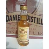 Botellita Miniatura De Whisky Escocés Bell