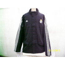 Exclusiva !! Campera Larga De Abrigo Adidas Real Madrid