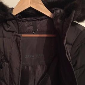 Campera De Plumas Zara - Nueva - Talle M