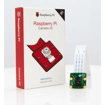 Camara Raspberry Pi Version 2.1 De 8 Megapixels Original