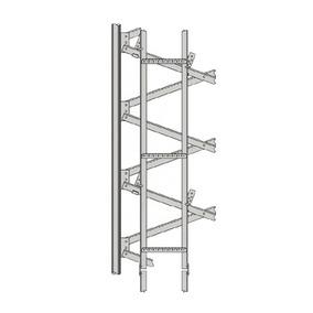 Guía De Cable Tipo Escalerilla 20 Pies De Altura(6 Metros)