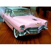1955 Pink Cadillac Elvis Presley Graceland 1/18 Mrc