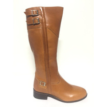 Bota Montaria Brazil Country 7414f Pull Up Castanho