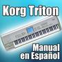 Korg Triton (le, Extreme Y Studio) - Manual En Español