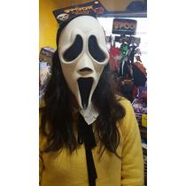 Mascara Latex Terror Y Halloween Oferton Econ. !!