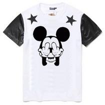 Camisa Mickey Swag Last Kings Tyga Camiseta Ny La Obey