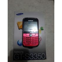 Celular Samsung Chat Gt-s3350 Nuevo Telcel