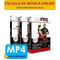 Aprenda A Bailar Salsa Clásica Cubana - 100 Pasos De Salsa