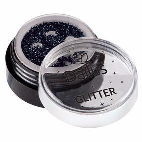 Sombra Glitter 08 Preto Dailus