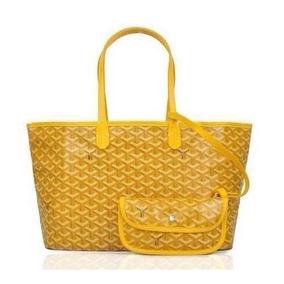 Bolsa Goyard Amarela