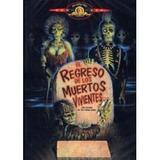 Dvd El Regreso De Los Muertos Vivos Nueva Original